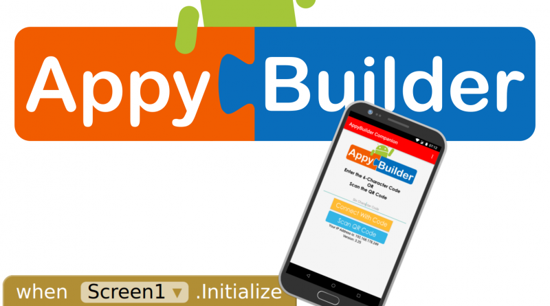 AppyBuilder Introduction