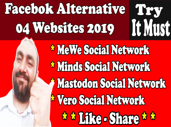 Facebook Alternative 2019
