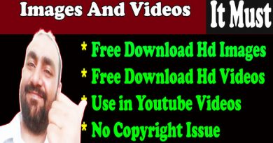 Free Images and Video Download without Copyright