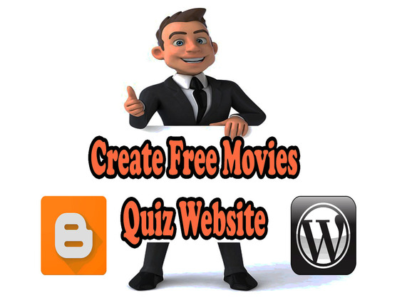 Create Free Online Movie Quiz Website in Urdu And Hindi